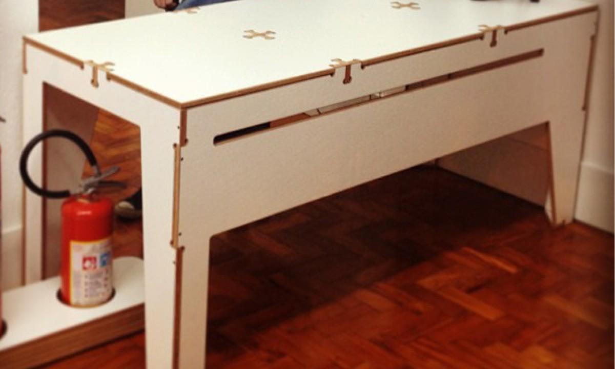 AtFAB CNC Furniture DIY Open Design