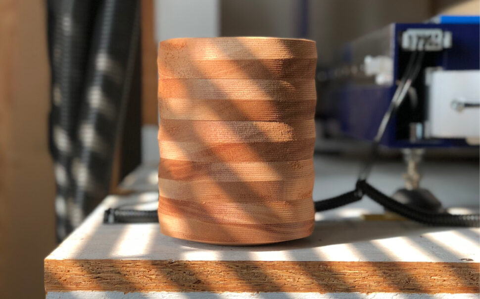 flip milling cnc