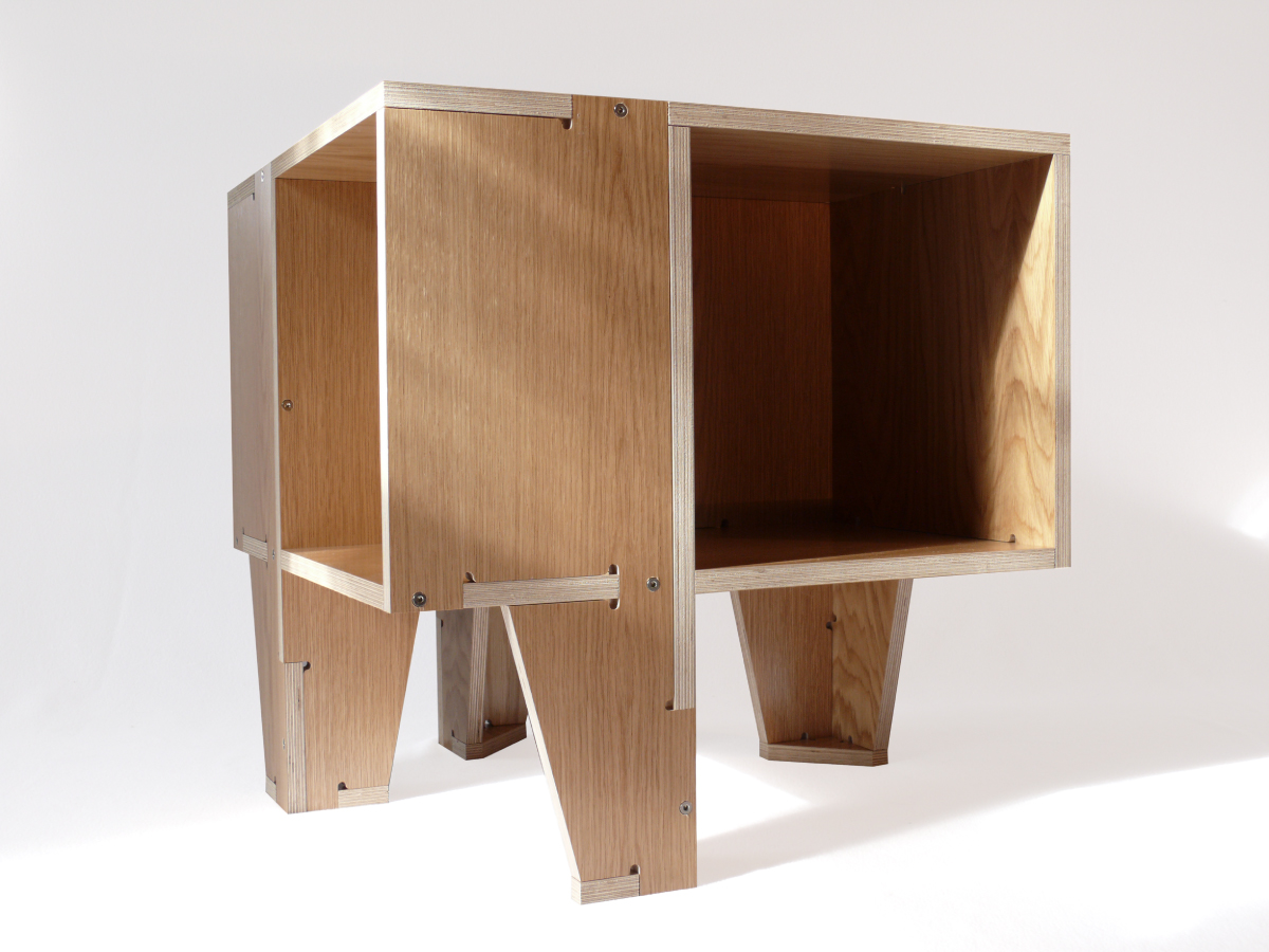 Exceptionnel TFAB Is A Line Of Customizable Open Source Furniture Designed For  Distributed, Digital Manufacture. Weu0027ve Sought To Design Functional, ...